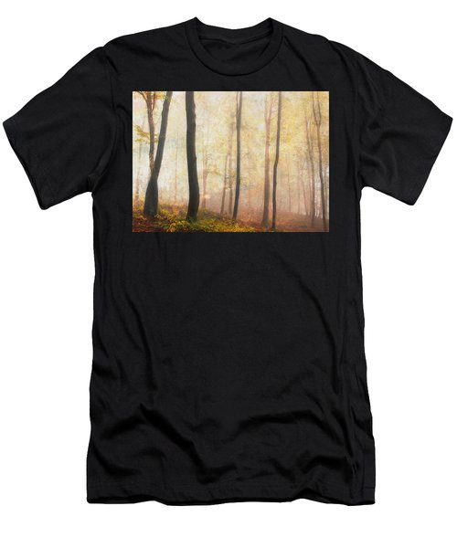 Equilibrium Of The Forest In The Mist Men's T-Shirt (Athletic Fit)