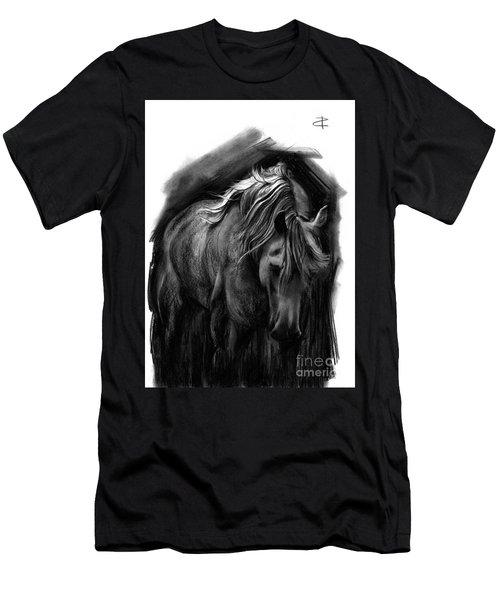 Equine 1 Men's T-Shirt (Athletic Fit)