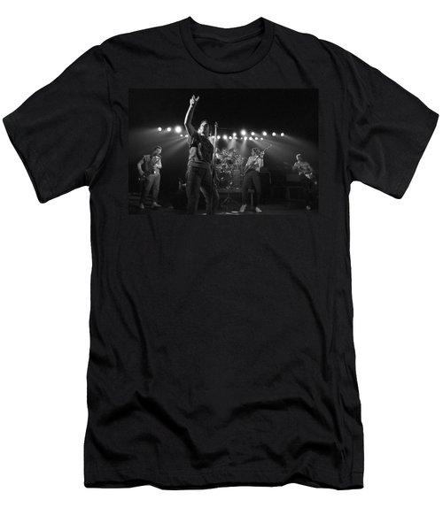 Eric Burdon Men's T-Shirt (Athletic Fit)