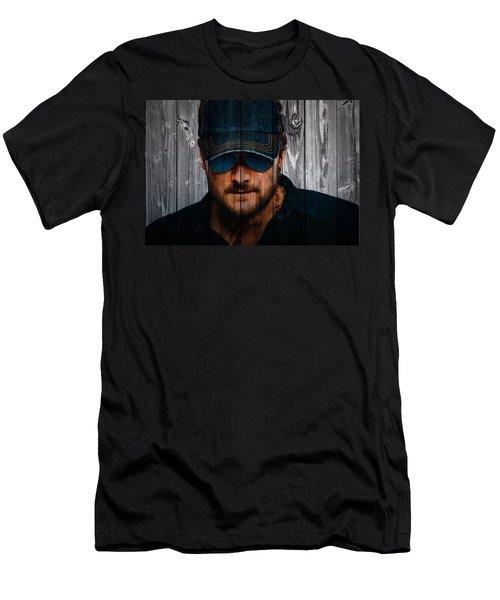 Eric Church Men's T-Shirt (Athletic Fit)