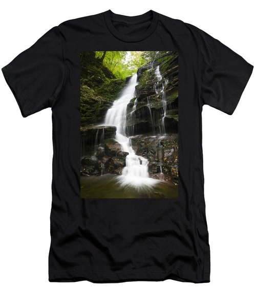 Erie Falls Men's T-Shirt (Athletic Fit)