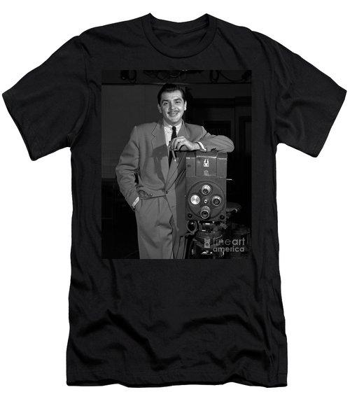Ernie Kovacs 1957 Men's T-Shirt (Athletic Fit)