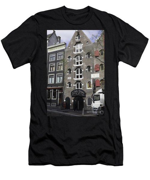 Erotic Museum Amsterdam Men's T-Shirt (Athletic Fit)
