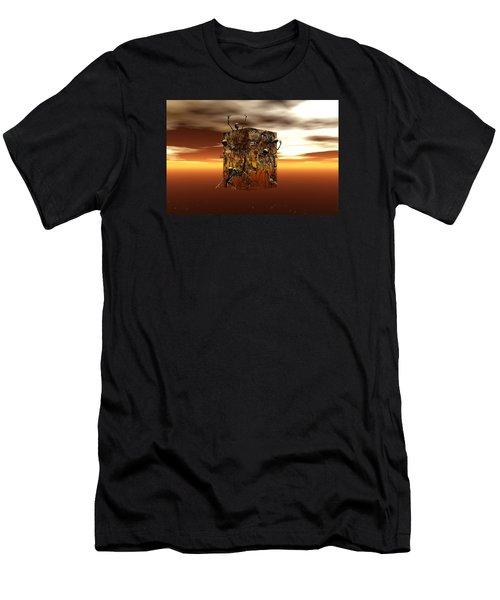 Escape Attempt Men's T-Shirt (Athletic Fit)