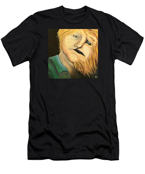 Escaping The Inner Beast Men's T-Shirt (Athletic Fit)