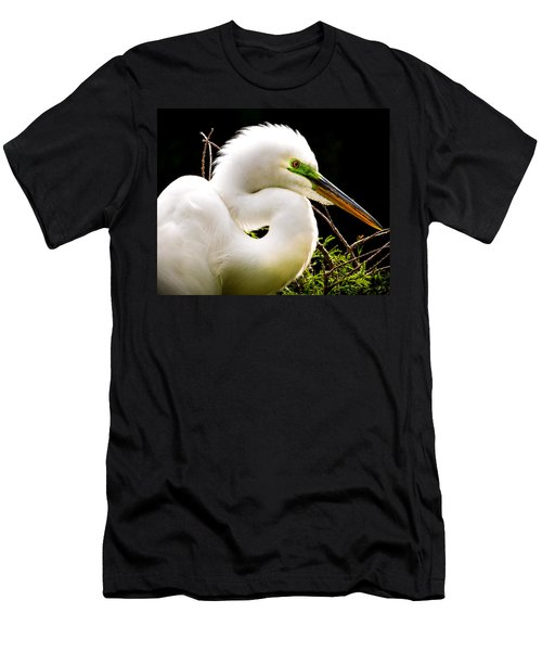 Essence Of Beauty Men's T-Shirt (Athletic Fit)