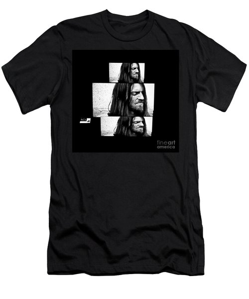 Estas Tonne's Face Men's T-Shirt (Athletic Fit)