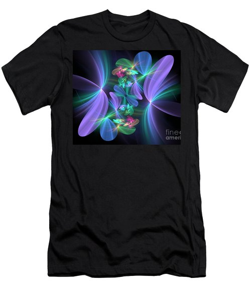 Ethereal Dreams Men's T-Shirt (Athletic Fit)