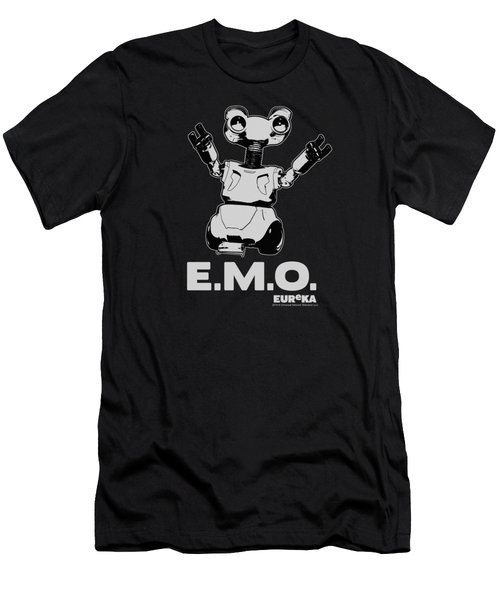 Eureka - Emo Men's T-Shirt (Athletic Fit)