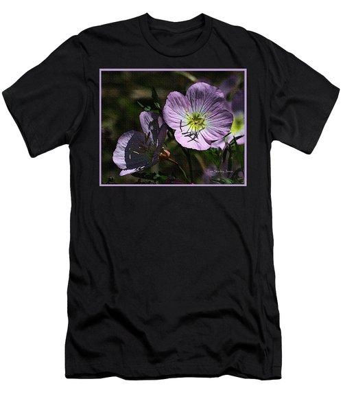 Evening Primrose Men's T-Shirt (Athletic Fit)