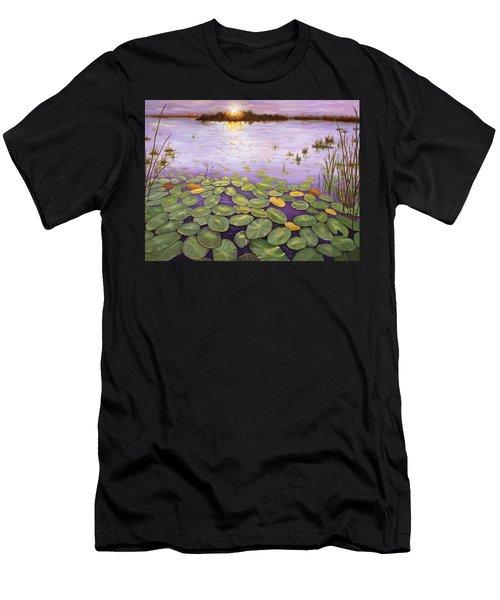 Everglades Evening Men's T-Shirt (Athletic Fit)