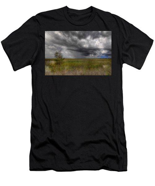 Everglades Storm Men's T-Shirt (Athletic Fit)