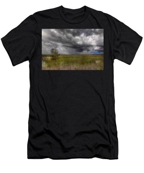 Everglades Storm Men's T-Shirt (Athletic Fit)