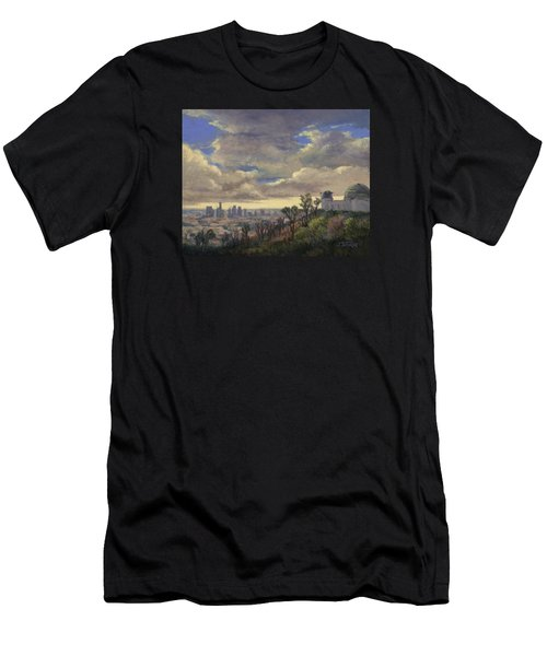 Expecting Rain Men's T-Shirt (Athletic Fit)