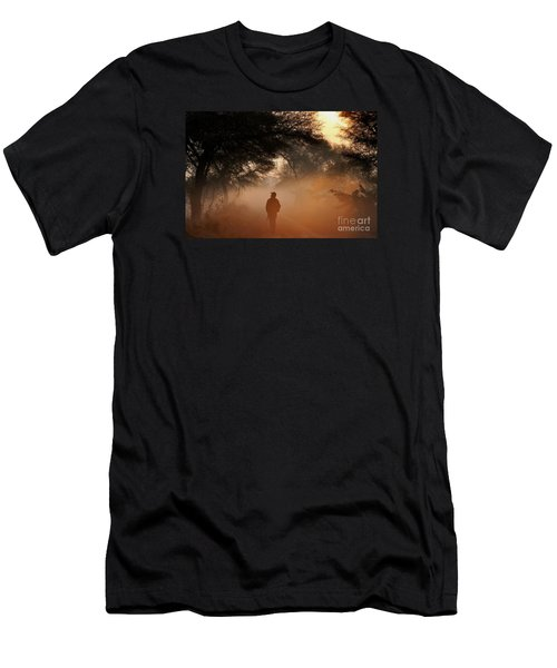 Explorer The Nature Men's T-Shirt (Athletic Fit)