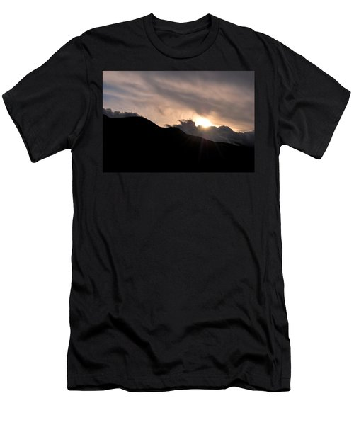 Men's T-Shirt (Slim Fit) featuring the photograph Eye In The Sky by Matt Harang