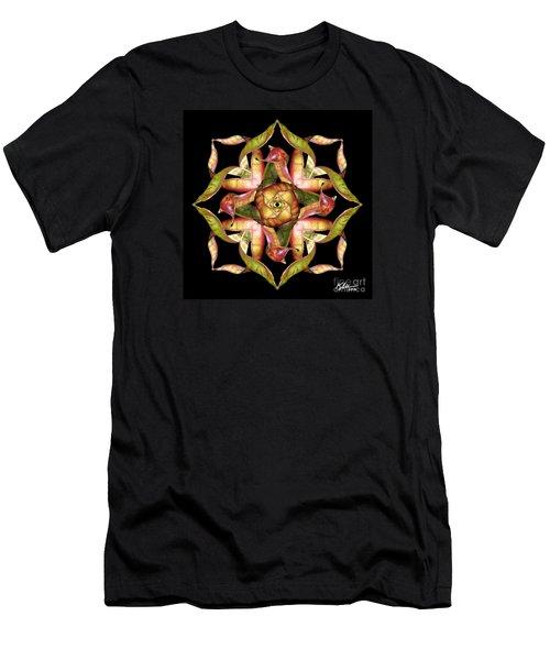 Eye Of Locust Men's T-Shirt (Athletic Fit)