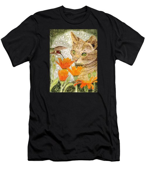 Eye To Eye Men's T-Shirt (Athletic Fit)