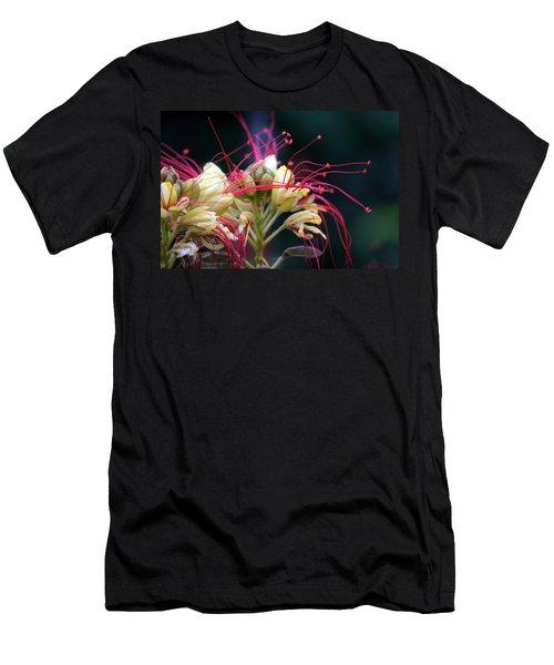 Fab Flower Men's T-Shirt (Athletic Fit)
