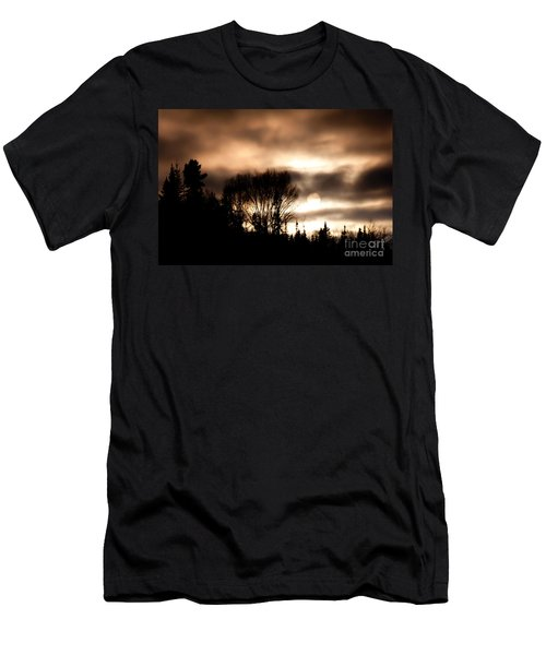 Fading Light Men's T-Shirt (Athletic Fit)