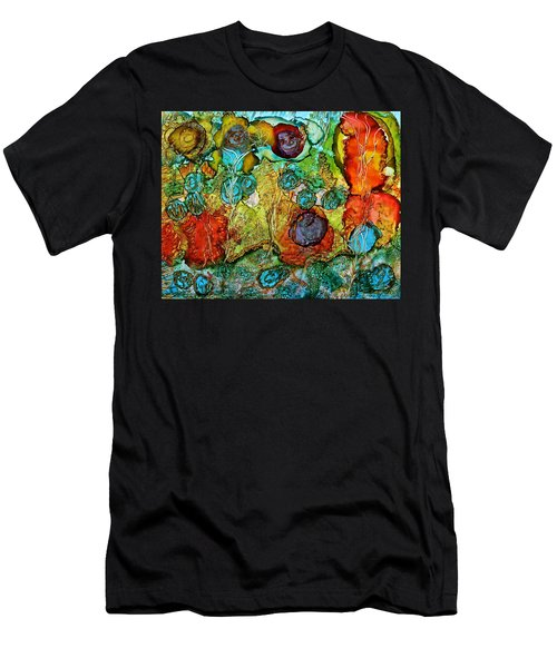 Fairies May Live Here Men's T-Shirt (Athletic Fit)