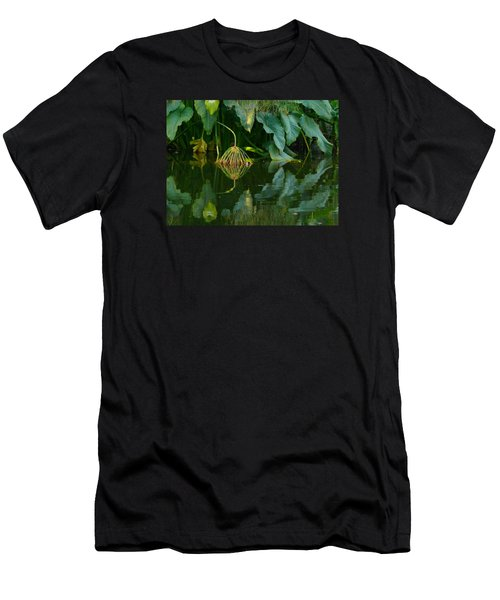 Fairy Pond Men's T-Shirt (Slim Fit) by Evelyn Tambour