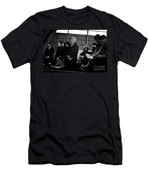 Faithful Fatherhood Men's T-Shirt (Athletic Fit)