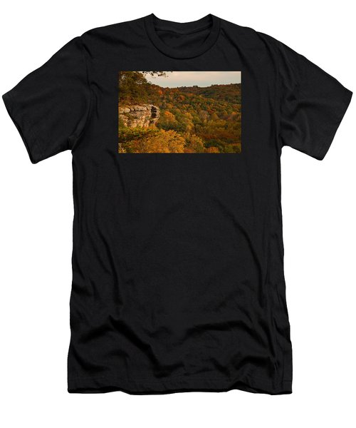 Fall Bounty Men's T-Shirt (Athletic Fit)