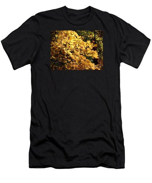 Fall Colors 6407 Men's T-Shirt (Slim Fit) by En-Chuen Soo