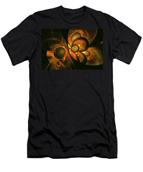 Fall Equinox Men's T-Shirt (Athletic Fit)