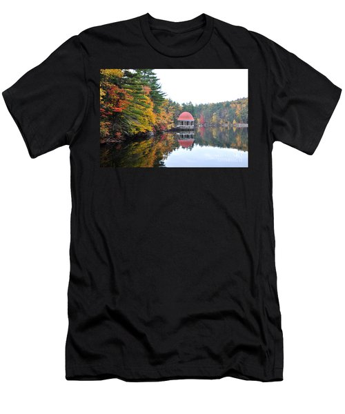 Coggshall Park, Fitchburg Ma Men's T-Shirt (Athletic Fit)