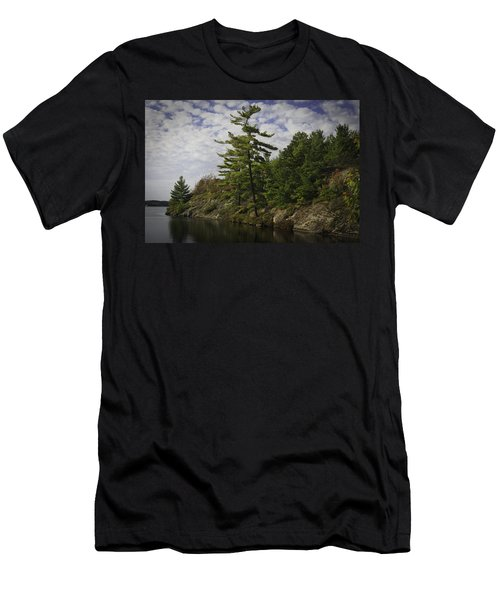 Fall In Northern Ontario Men's T-Shirt (Athletic Fit)