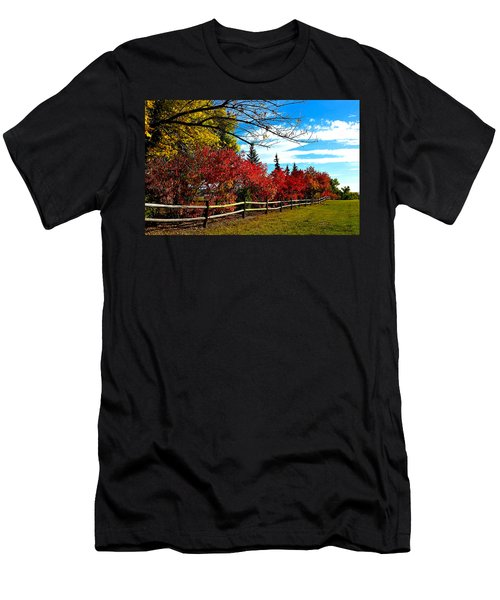 Fall Lineup Men's T-Shirt (Athletic Fit)