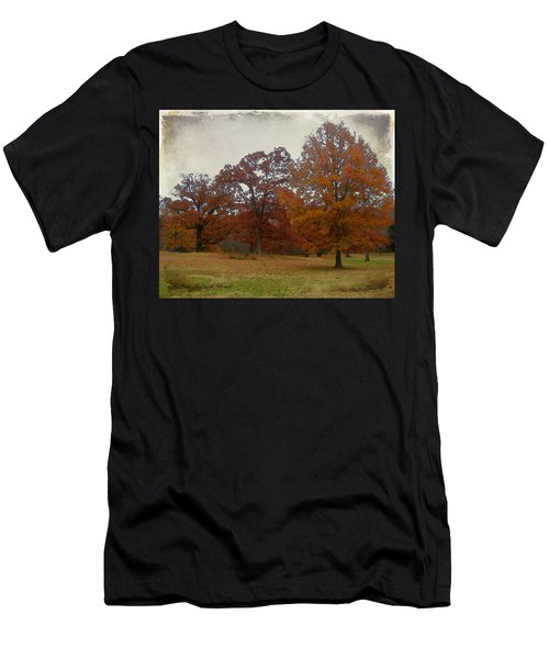 Fall On Antioch Road Men's T-Shirt (Athletic Fit)