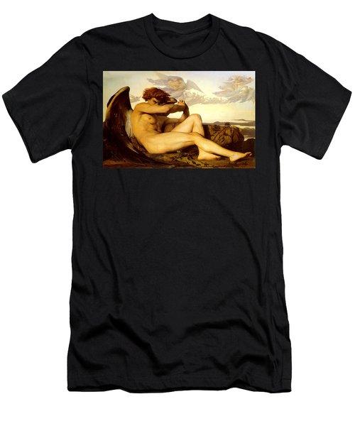 Fallen Angel  Men's T-Shirt (Athletic Fit)