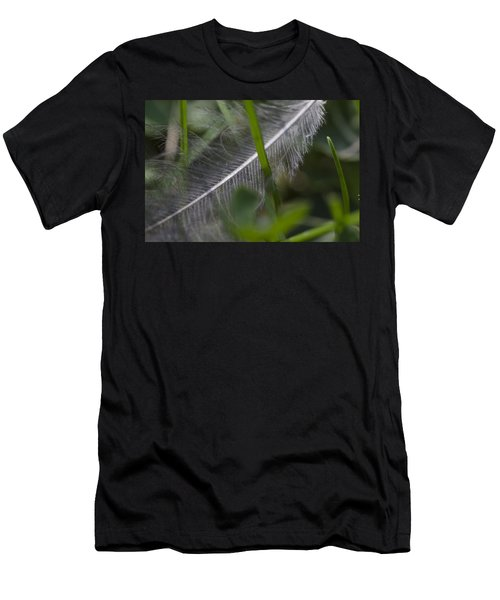 Fallen Feather Men's T-Shirt (Athletic Fit)