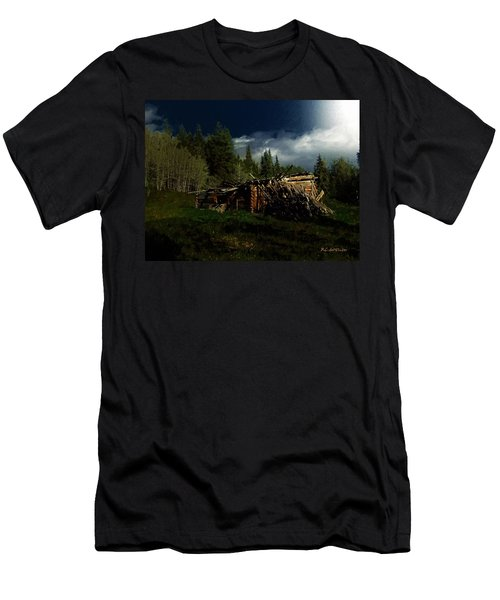 Fallen In Men's T-Shirt (Athletic Fit)