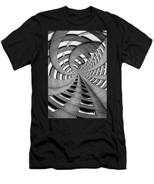 Falling Into Men's T-Shirt (Athletic Fit)