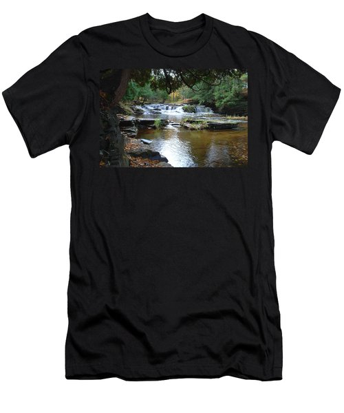 Falls River Men's T-Shirt (Athletic Fit)