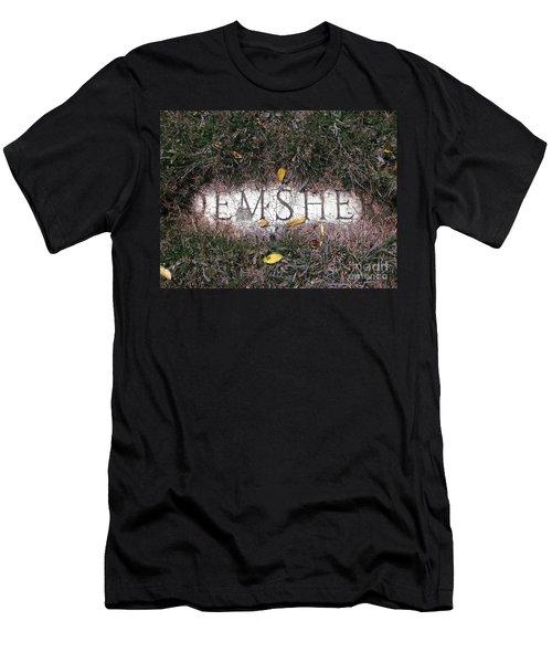 Men's T-Shirt (Slim Fit) featuring the photograph Family Crest by Michael Krek