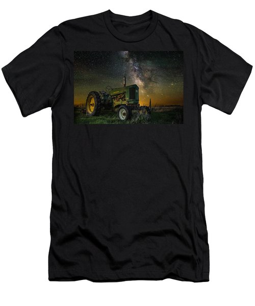Farming The Rift 3 Men's T-Shirt (Athletic Fit)
