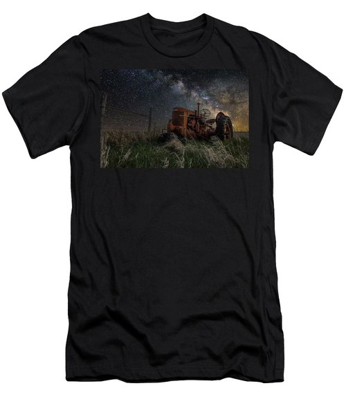 Farming The Rift Men's T-Shirt (Athletic Fit)