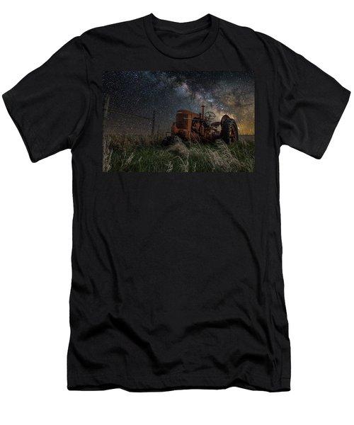 Farming The Rift Men's T-Shirt (Athletic Fit)