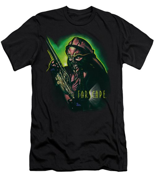 Farscape - D'argo Warrior Men's T-Shirt (Athletic Fit)