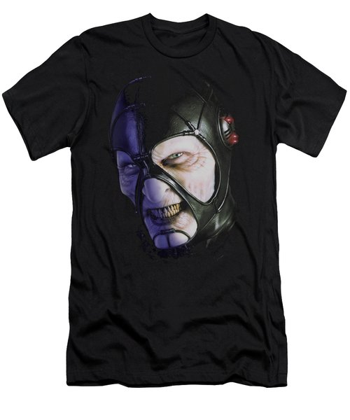 Farscape - Keep Smiling Men's T-Shirt (Athletic Fit)