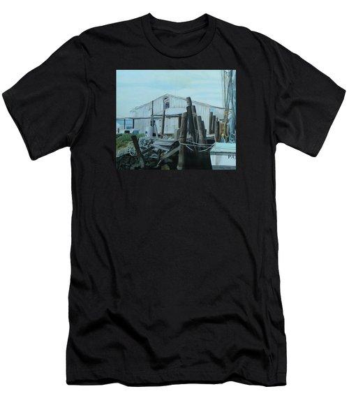 Fazios Men's T-Shirt (Athletic Fit)