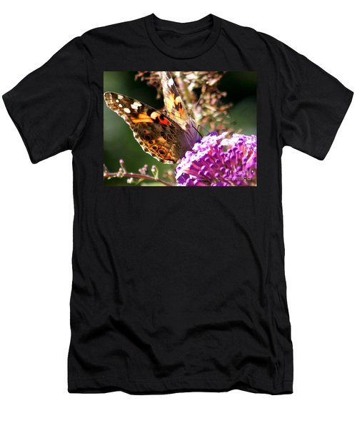 Feeding Men's T-Shirt (Athletic Fit)