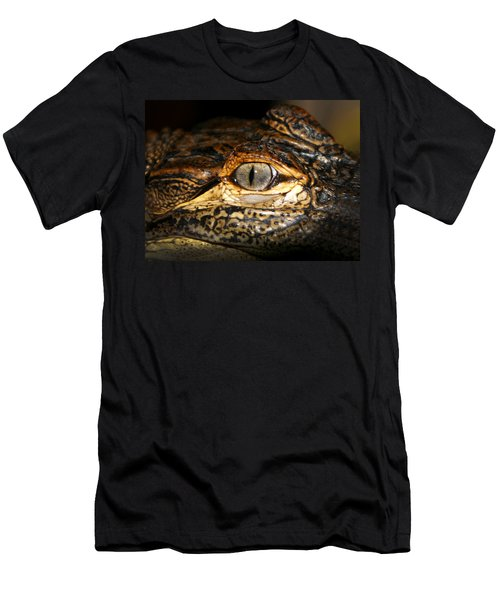 Feisty Gator Men's T-Shirt (Athletic Fit)