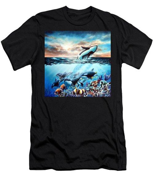 Felicity Men's T-Shirt (Athletic Fit)
