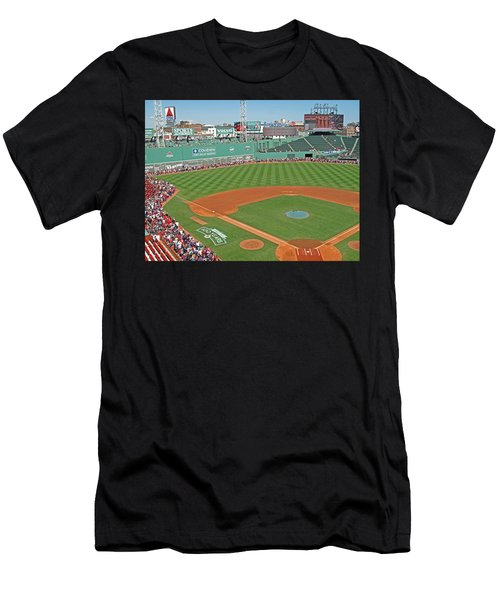 Fenway One Hundred Years Men's T-Shirt (Athletic Fit)